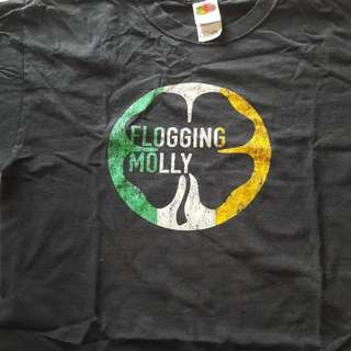 Flogging Molly T Shirt
