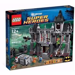Lego 10937 BATMAN: ARKHAM ASYLUM BREAKOUT (MISB)