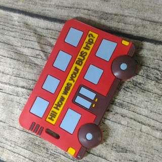 巴士行李吊牌#八月免購物我送你