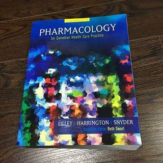 Lilley, Pharmacology