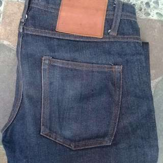 THE UNBRANDED DENIM