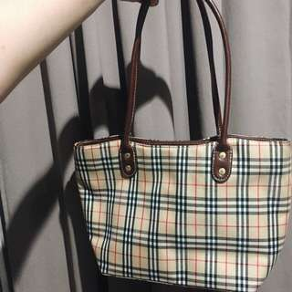Striped Bag (shoulder Bag)