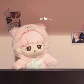 BTS Bear Chim Chim Doll by Holly_official