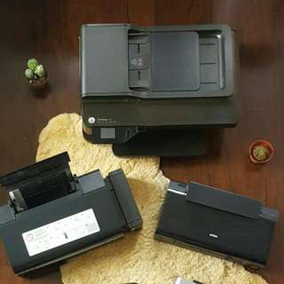 HP PRINTERS (Starts at 9k, Brand New and Used Available)