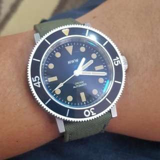 Manchester Watch Works Iconik3