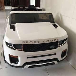 Electric Land Rover Car