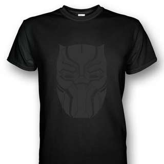 PO BLACK PANTHER T-SHIRT