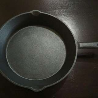 Seasoned Cast Iron/Black Iron Pan