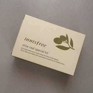 INNISFREE Olive Real Special Kit