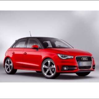 New Audi A1 1.0A For Rent!