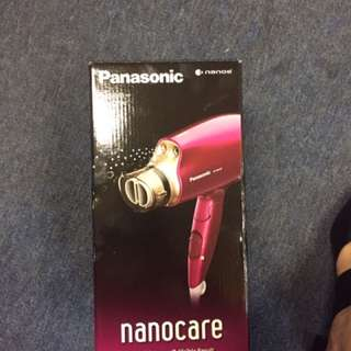 REPRICE New Hairdryer Panasonic