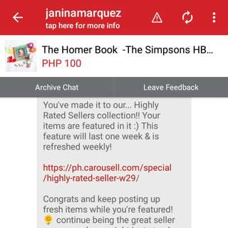 HIGHLY RECOMMENDED SELLER WK 2 :)