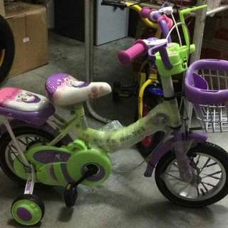 12 Inch Kids Bicycle For Girl.