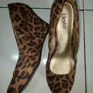 Dexter Leopard Shoes