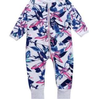 Inspired BONDS sleepsuit