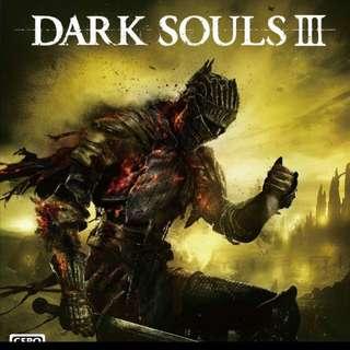 Dark Soul 3 中英行版