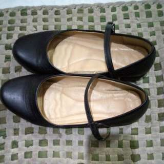 Parisian Basic Black Shoes