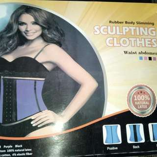 rubber body slimming