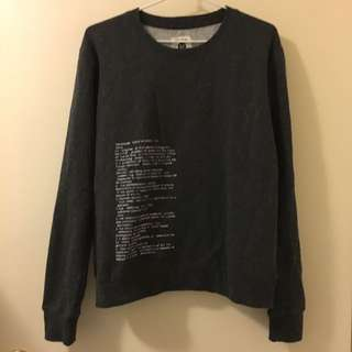 Cotton On Grey Sweater