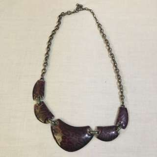 Statement Fancy Necklace