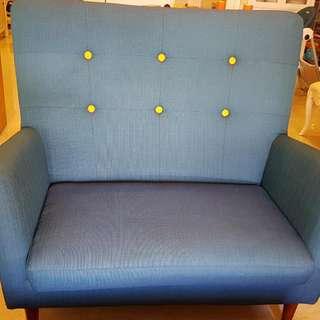 🚚 Franc Franc 2 Seater Sofa