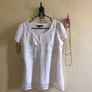 COLE white top