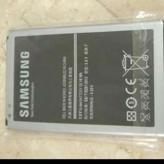 New Original Samsung Note 3 Battery