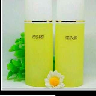Facial Wash Lemon 100ml