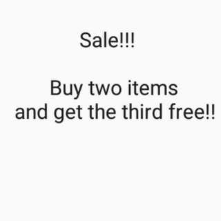 Sale!! Most Under $10