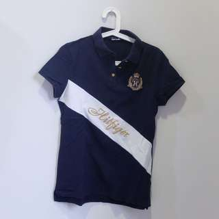 Tommy Hilfiger Polo Tee Navy