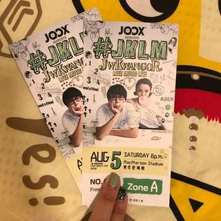 坤哥 吳業坤 JW #JWKWANGOR  love music Live 演唱會
