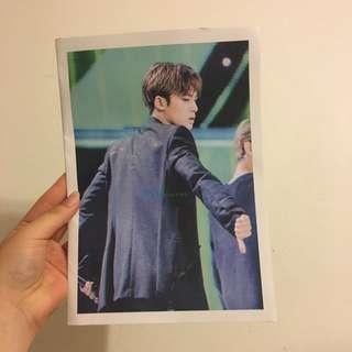 SEVENTEEN Mingyu Photobook