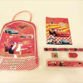Party Gifts: McQueen Stationery Bag Set