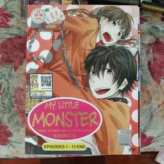 Tonari No Kaibutsu-kun (Anime) DVD Full Episodes