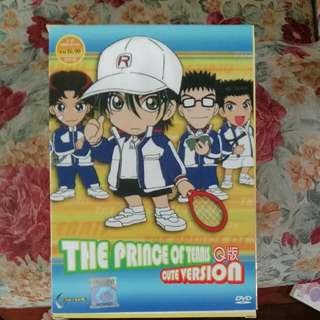 The Prince Of Tennis (Chibi) Edition