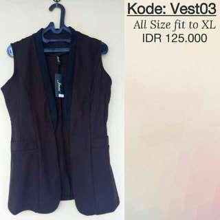 Vest Import Xl