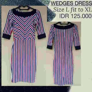 Wedges Dress