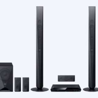Sony Home Theatre System DAV-DZ650