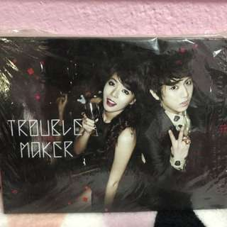 Troublemaker First Album (Korean Version)