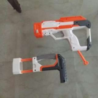 Nerf Modulus Stocks