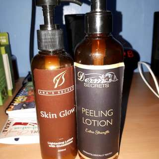 Ara's Secret Lotion