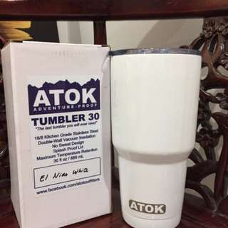 ATOK Brand Tumbler