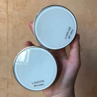 Laneige bB Cushion  Case 2pcs