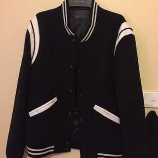 JackLondon Varsity jacket