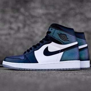 Nike Air jordan retro 1 'CHAMELEON'
