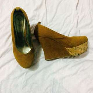 Step Rite Wedge Shoes