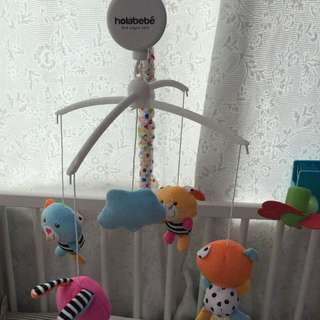 HOLABEBE HANG TOY with music