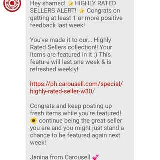 💖 HIGHLY RATED SELLER 💖