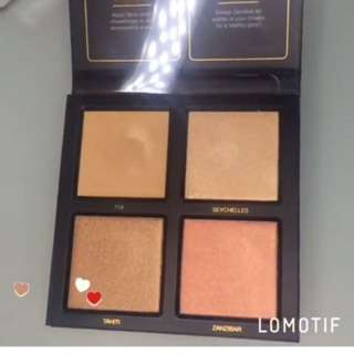 Autenthic HUDA BEAUTY 3D Highlighter Palette