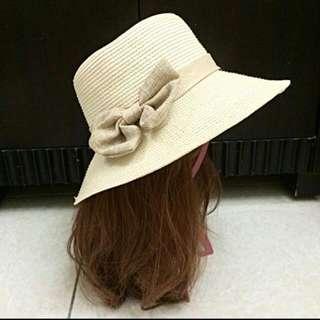 午茶系草帽